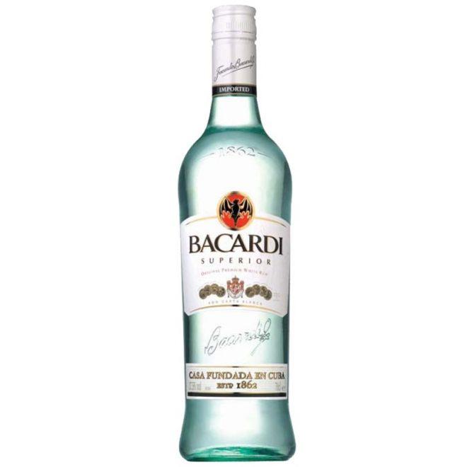 rum bacardi bianco 1 L