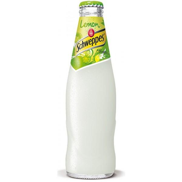 schweppes lemon 0.18 L vap