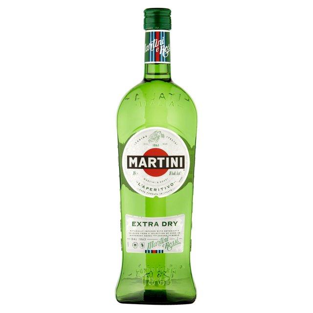 vermouth martini extra dry 1 L